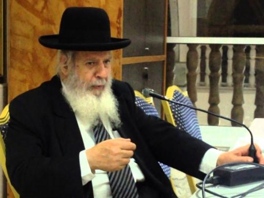הרב הראשי גבעת שמואל