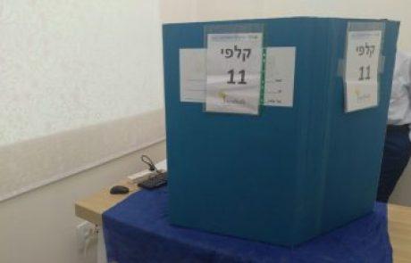 השלב הראשון בדרך לראשות העיר גבעת שמואל?