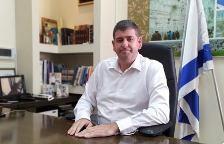 """ראש העיר ברודני בראיון מיוחד: """"גם בשנה הבאה נמשיך לפעול בכל המישורים על מנת שאיכות החיים בגבעת שמואל תמשיך לצמוח"""""""