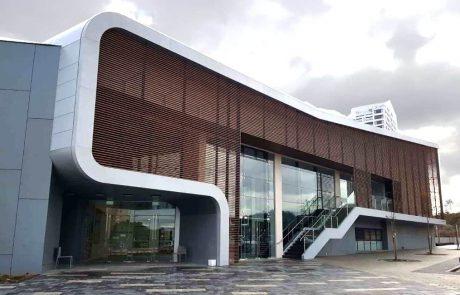 בהשקעה של 31 מיליון ₪: נחנך אולם הספורט החדש ברמת הדר
