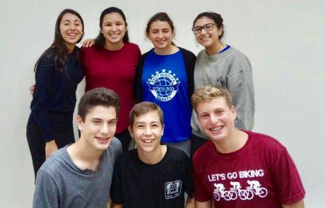 הדר טויטו תוביל את מועצת הנוער בגבעת שמואל