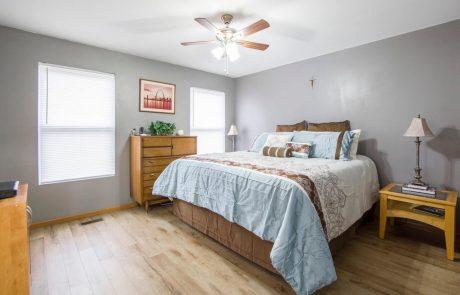 עיצוב חדר השינה ב-5 צעדים פשוטים