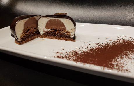 מתכון מנצח לשבועות: מוס מסקרפונה עם שוקולד לבן
