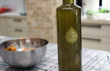 ענף הזית בישראל מבקש מהצרכנים: קנו רק שמן זית ישראלי עם תו האיכות