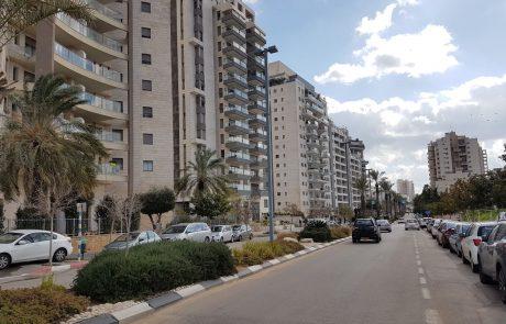 """הלמ""""ס: 79% מיחידות הדיור שנבנות בגבעת שמואל הן דירות בנות 5 ו- 6 חדרים"""