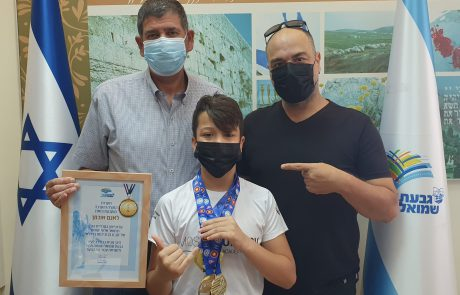 אגם אוכמן מגבעת שמואל – אלוף ישראל בג'וג'יטסו לשנת 2021