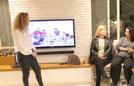 נשים למען נשים: גבעת שמואל מציינת את יום האישה הבינלאומי