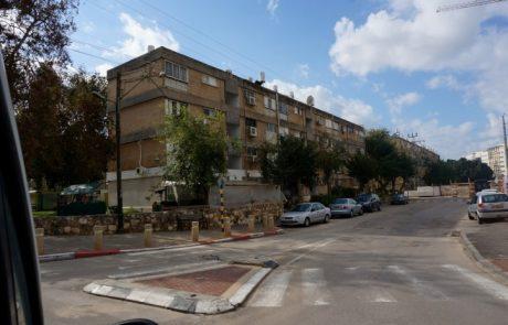 """יו""""ר """"הרשות להתחדשות עירונית"""" בביקור בגבעת שמואל: """"גם השכונות הוותיקות בעיר יחודשו בקרוב"""""""