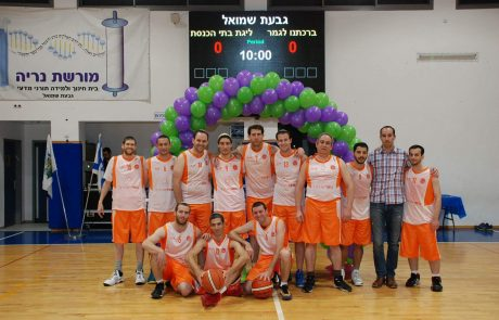 ליגת בתי הכנסת בכדורסל יצאה לדרך