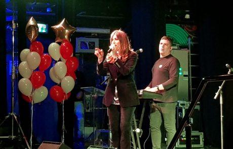 גבעת שמואל ציינהאת יום האשה הבינלאומי בחגיגה ישראלית עם הזמרת עינת שרוף