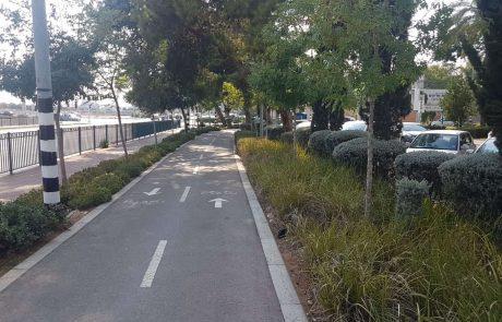 אופנידן: בקרוב יחלו עבודות הפיתוח של רשת שבילי האופניים של גוש דן – גם בגבעת שמואל