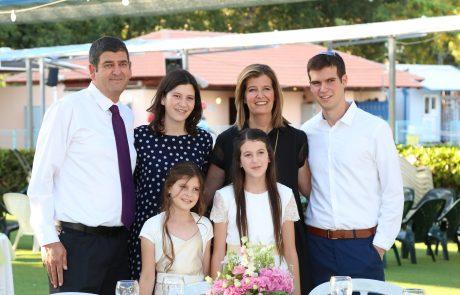 משפחת ברודני חוגגת