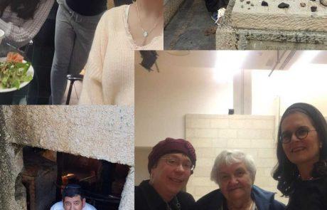 דב אייכנוולד בכנרת, אורנה שלומוף בניו יורק ויוסי ברודני בגבעת שמואל