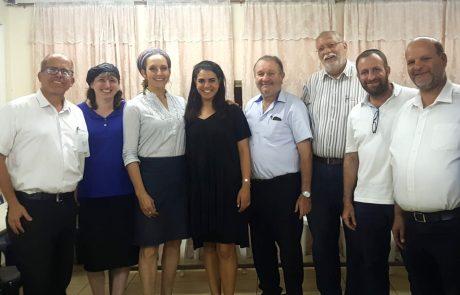 מגוונת, צעירה ונשית: פורסמה רשימת הבית היהודי למועצת העיר