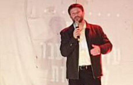 """השר סמוטריץ באירוע תנועת הנוער עזרא בגב""""ש: """"אנו עומדים בפני אתגרים גדולים"""""""