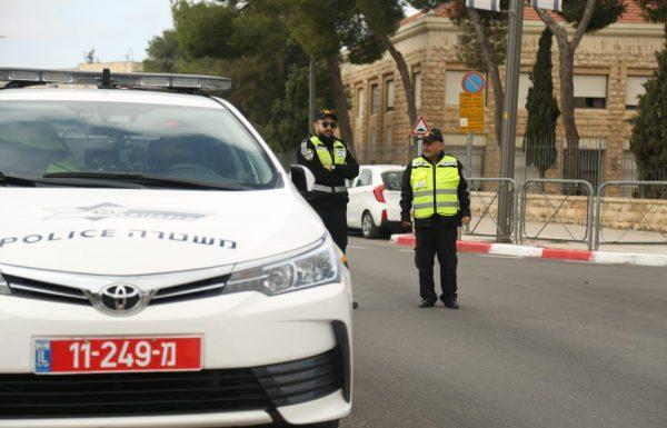 זהירות: בתום מרדף רגלי ברחובות גבעת שמואל נעצר תושב שכם בחשד לגניבת רכב