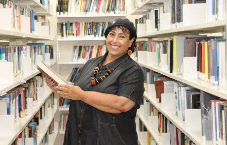 שבוע הספר: ראיון מיוחד עם מנהלת הספרייה העירונית בגבעת שמואל