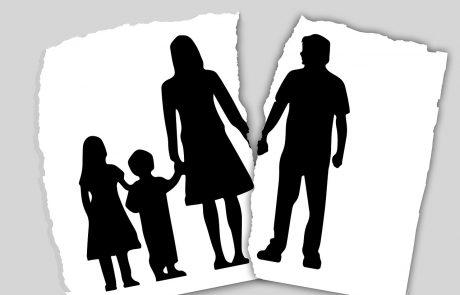 הסדרי ראייה בהליך גירושין