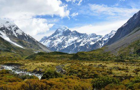 5 מקומות מומלצים לטייל בהם בניו זילנד